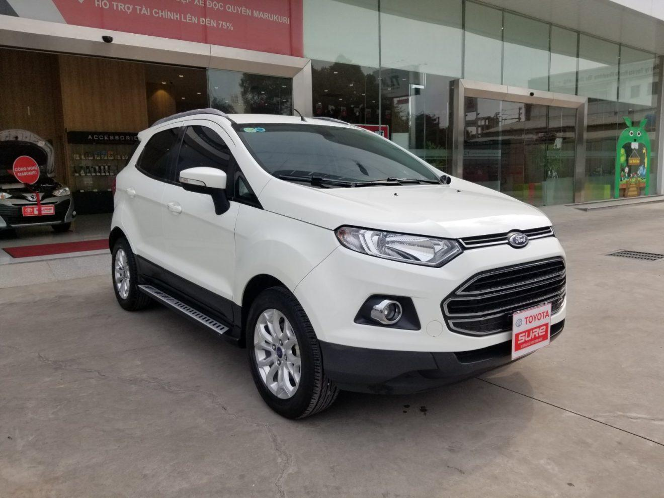 FORD ECOSPORT 2016 AT CŨ FE01