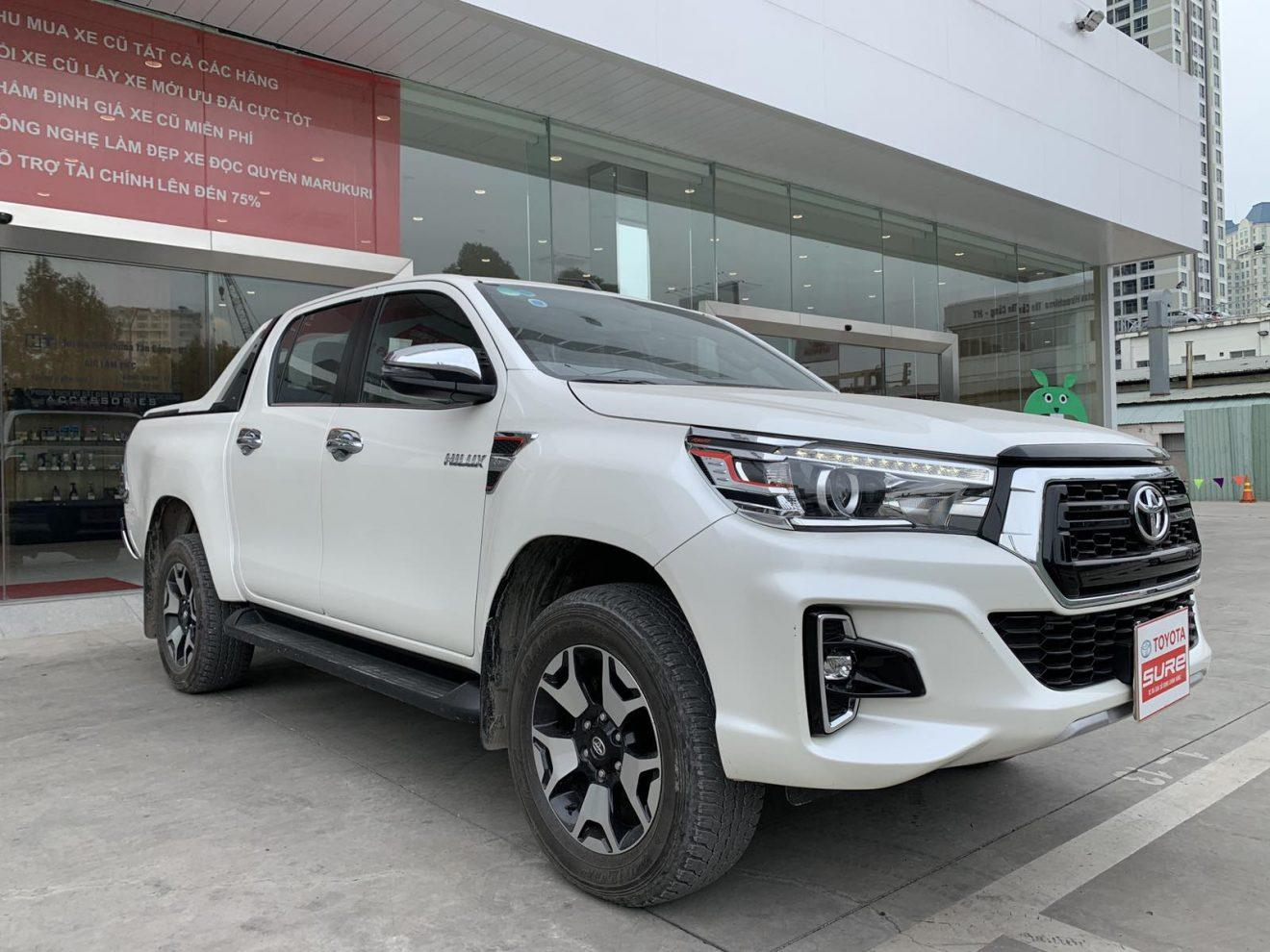 HILUX 2.8 4×4 AT